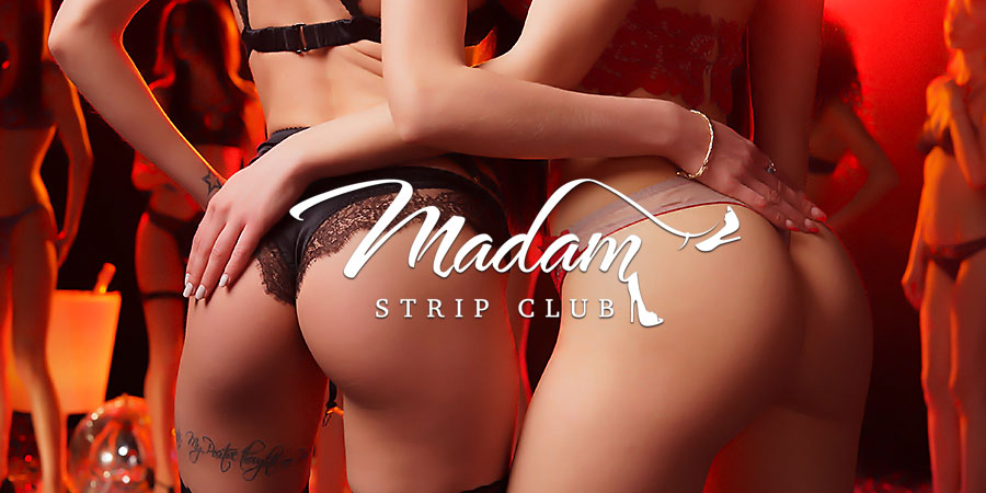 WELCOME AT MADAM STRIP CLUB – MUNICH