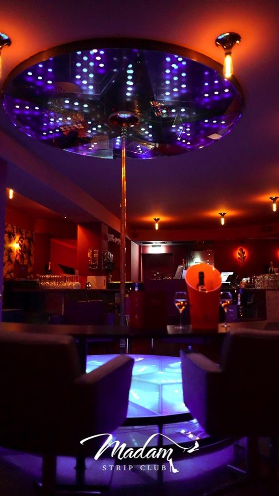 Interior • Madam Strip Club