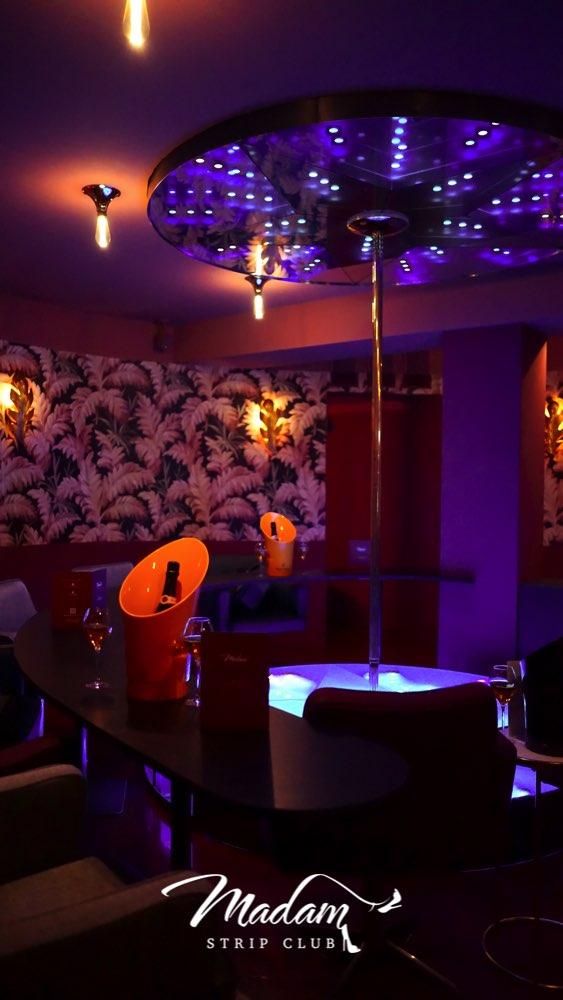 Interior • Madam Strip Club & Tabledance