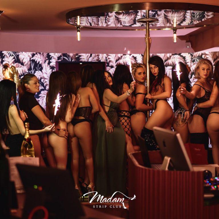 Madam Strip Club & Tabledance - Munich