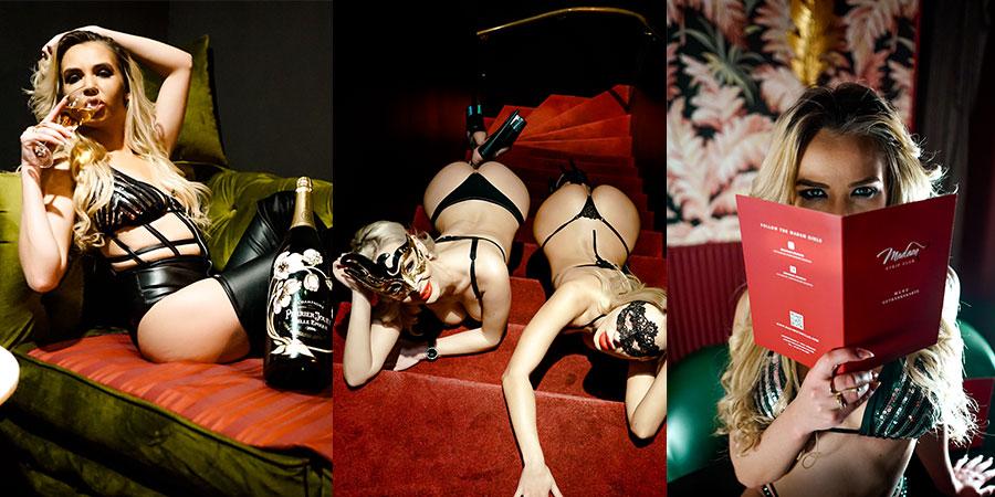 news madam strip club. Black Bedroom Furniture Sets. Home Design Ideas