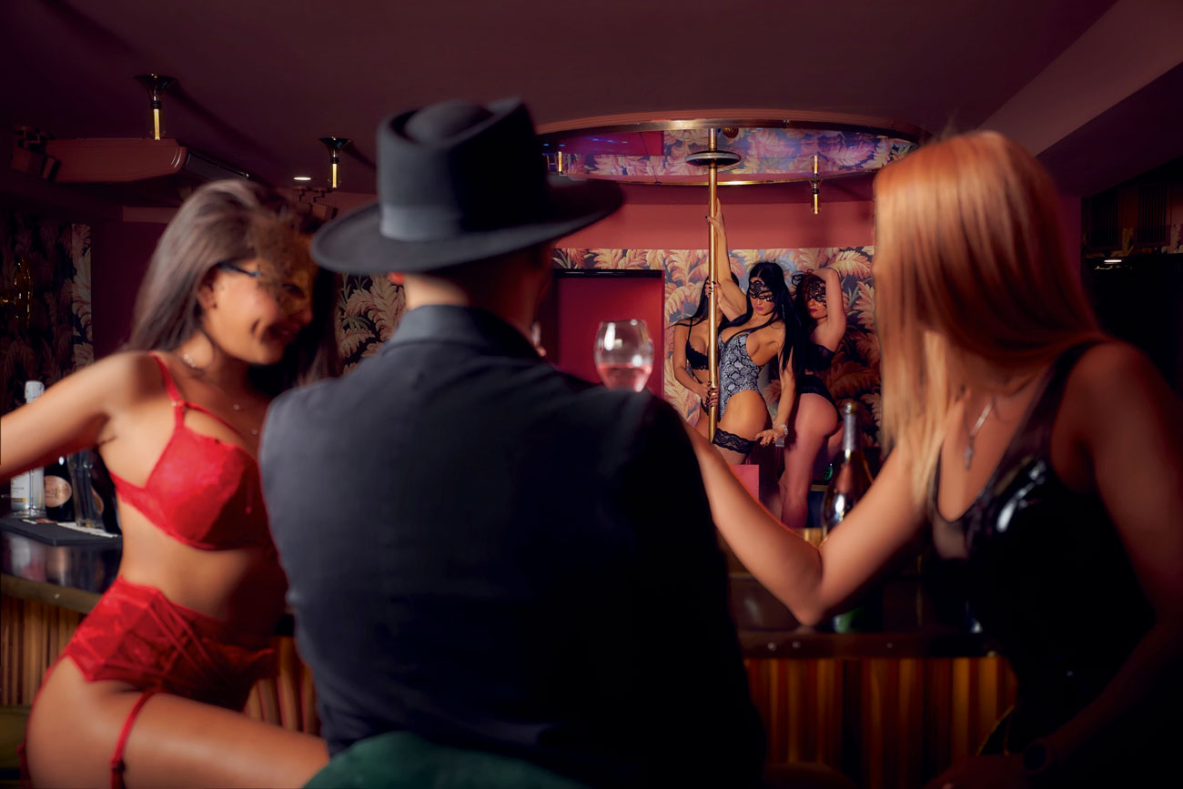 Best strip clubs and lap dancing venues in germany